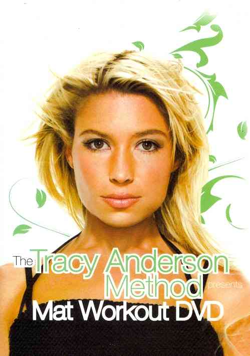 TRACY ANDERSON METHOD:MAT WORKOUT BY ANDERSON,TRACY (DVD)