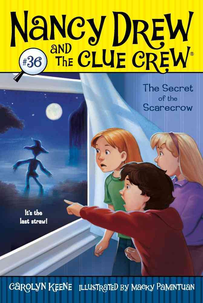 The Secret of the Scarecrow By Keene, Carolyn/ Pamintuan, Macky (ILT)